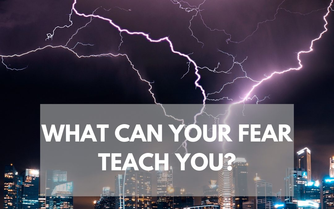 What Can Your Fear Teach You?